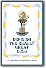 Defining the Really Great Boss