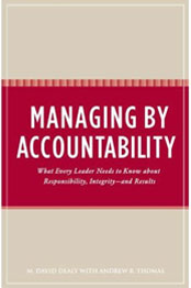Managing By Accountability